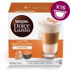 Kapsule Nescafé Dolce Gusto Latte Macchiato Caramel 16ks