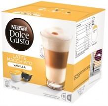 Kapsule Nescafé Dolce Gusto Latté Macchiato Vanilla 16ks