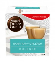 Kapsule Nescafé Dolce Gusto Morning Mix Box 3balení