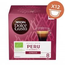 Kapsule Nescafé Dolce Gusto PERU 12ks