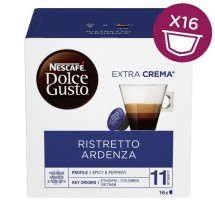 Kapsule Nescafé Dolce Gusto Ristretto Ardenza, 16ks