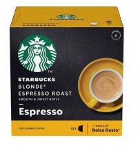 Kapsule Nescafé Starbucks Blonde Espresso, 12ks