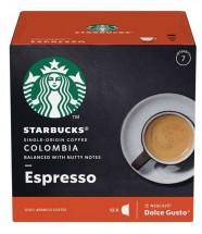 Kapsule Nescafé Starbucks Medium Espresso, 12ks