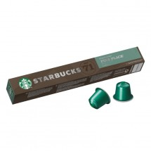 Kapsule Nespresso Starbucks Pike place roast, 10ks