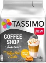Kapsule Tassimo Toffee Nut Latte, 16ks
