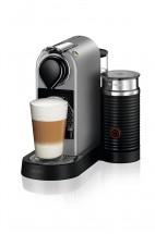 Kapsuľový kávovar KRUPS Citiz &Milk XN761B10 strieborny