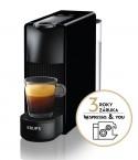 Kapsuľový kávovar Krups Nespresso Essenza Mini XN1108CP čierny