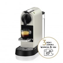 Kapsuľový kávovar Nespresso De'Longhi EN167.W