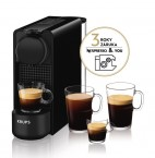 Kapsuľový kávovar Nespresso Essenza Plus Krups XN510810 čierny