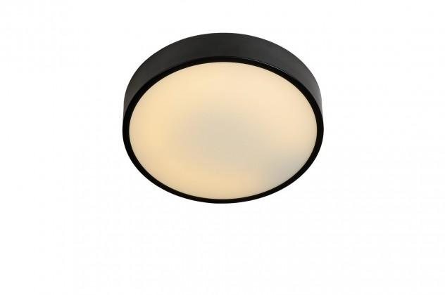 Karen - stropné osvetlenie, 22W, T5 (čierna)