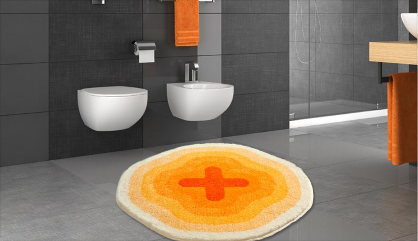 Karim 03 - Předložka kruh 60 cm (žltá)