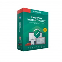Kaspersky Internet Security 3x 1 year Base BOX