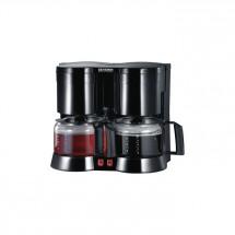 Kávovar a čajníky Severin KA5802, čierna