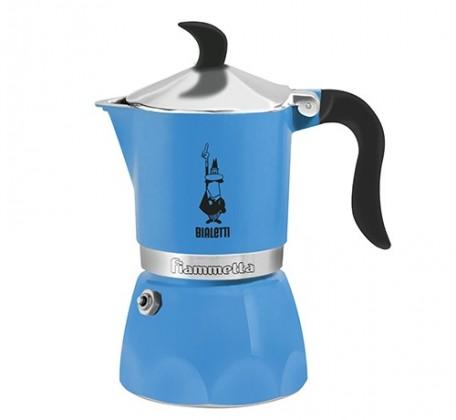 Kávovar Bialetti Fiammetta Azzurro 3
