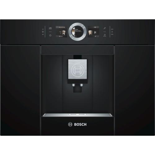 Kávovar Bosch CTL636EB6, čierny