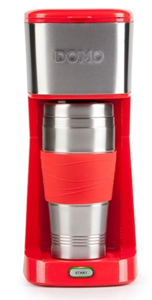 Kávovar DOMO DO 438 K