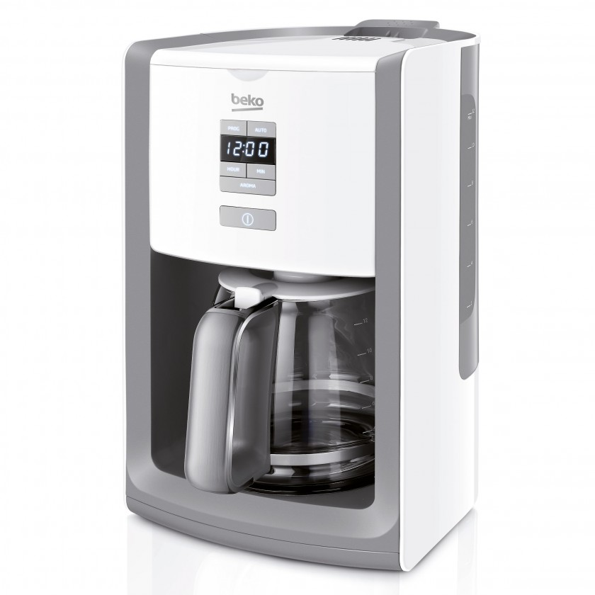 Kávovar Kávovar Beko CFD6151W, biela