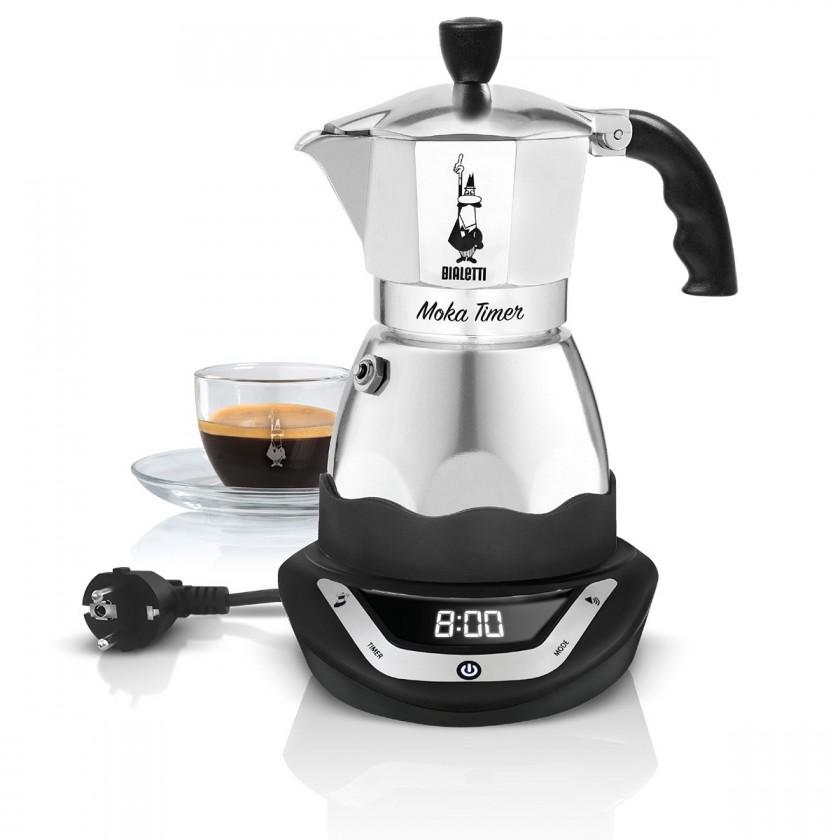 Kávovar Moka kávovar Bialetti Moka Easy Timer 3