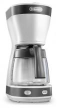Kávovar na překapávanou kávu DeLonghi ICM16210.WS