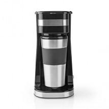 Kávovar Nedis KACM300FB, čierny