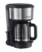 Kávovar Russell Hobbs 20130-56, nerez / čierna