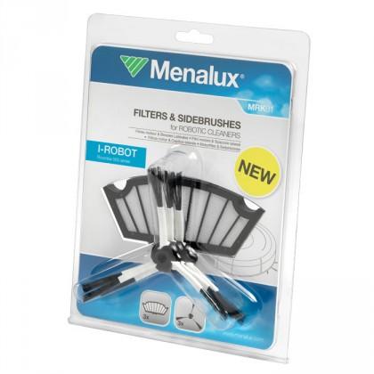 Kefy Sada náhradných kief a filtrov Menalux MRK01