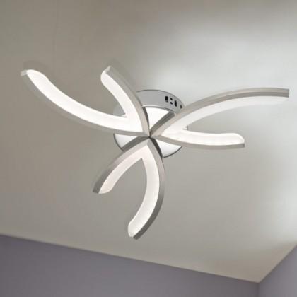 Kelton - Stropné osvetlenie, LED (matný nikel)