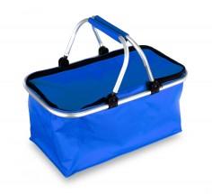 Kempingový košík (modrá)