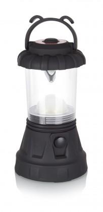 Kempingový svietidlo, 11LED-CB (čierna)