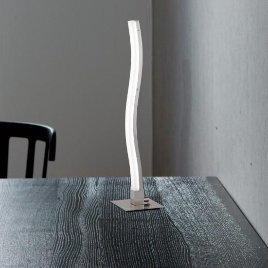 Kennett - Lampička, LED (matný nikel)