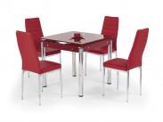 Kent - Jedálenský stôl (červená)