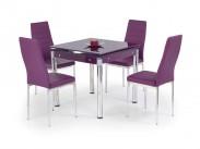 Kent - Jedálenský stôl (fialová)