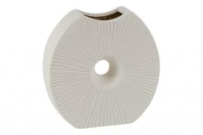 Keramická váza VK19 (biela, 5 cm)