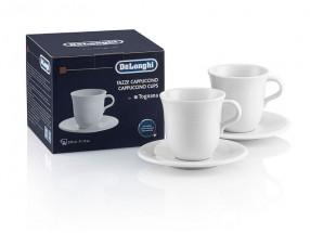Keramický hrnček na cappuccino DeLonghi DLSC309, 2ks