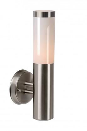Kibo - nástenné osvetlenie, 20W, E27 (strieborná)