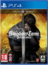 Kingdom Come: Deliverance - Special Edition PS4 - 4020628815967