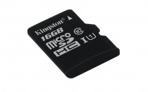 Kingston Micro SDHC 16GB Class 10 UHS-I SDC10G2/16GBSP