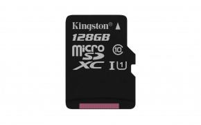 Kingston Micro SDXC Canvas Select 128GB 80MB/UHS-ISDCS/128GBSP