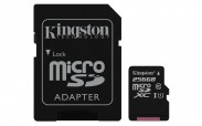 Kingston Micro SDXC Canvas Select 256GB + SD adaptér SDCS/256GB