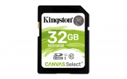 Kingston SDHC Canvas Select 32GB 80MB/s UHS-I  SDS/32GB ROZBALENÉ
