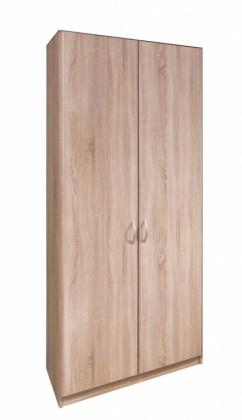 Klasická Cassanova - Šatníková skriňa, 2x dvere (dub bardolino)