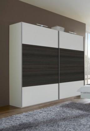 Klasická Dora 769864(alpská biela, zrkadlo, wenge brasil)