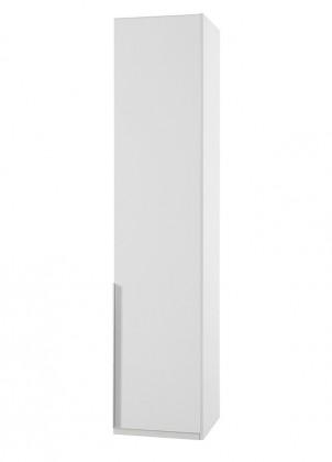 Klasická NewYork1 - Skriňa, 45/234/58 (alpská biela)