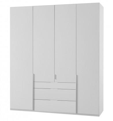 Klasická NewYork13 - Skriňa, 135/234/58 (alpská biela)