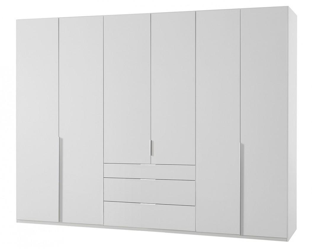 Klasická NewYork15 - Skriňa, 270/234/58 (alpská biela)