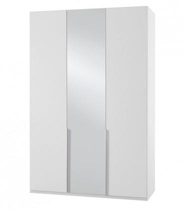 Klasická NewYork29 - Skriňa, 135/208/58 (alpská biela)