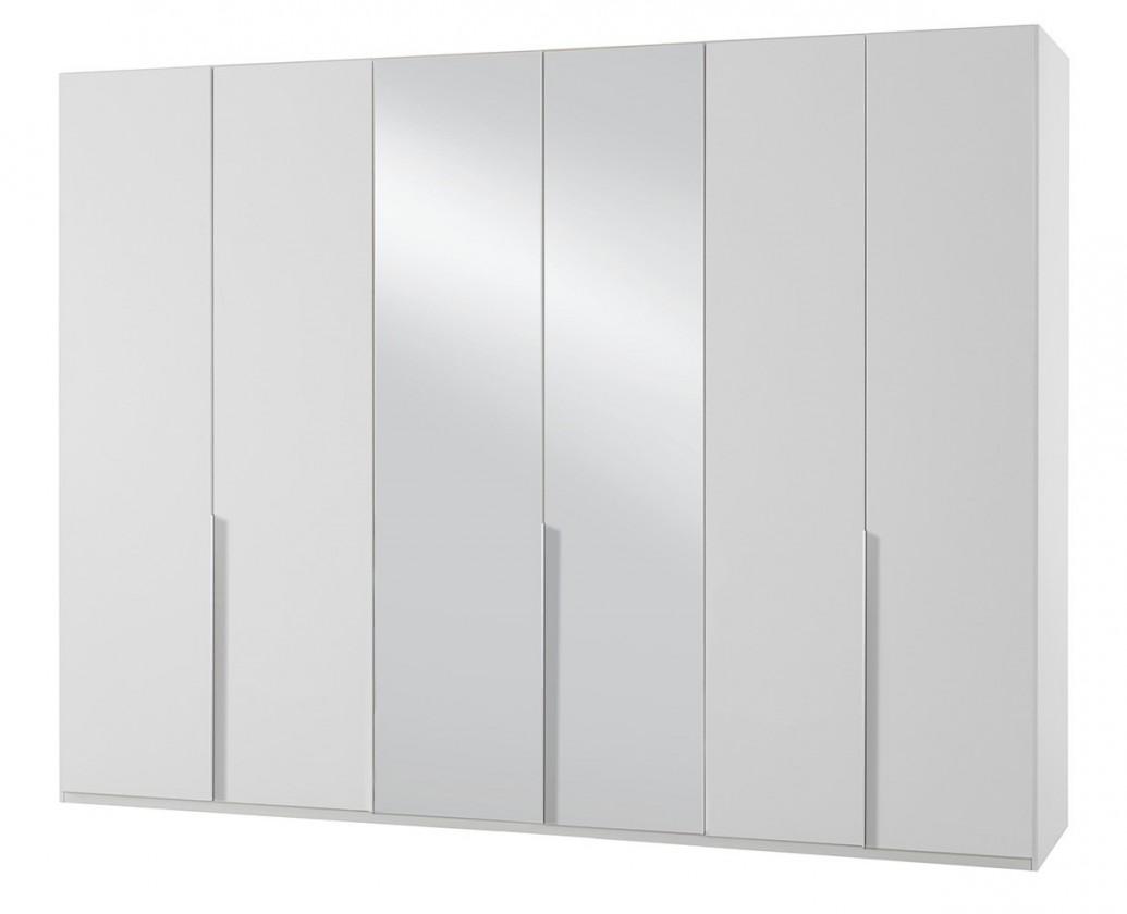 Klasická NewYork32 - Skriňa, 270/208/58 (alpská biela)