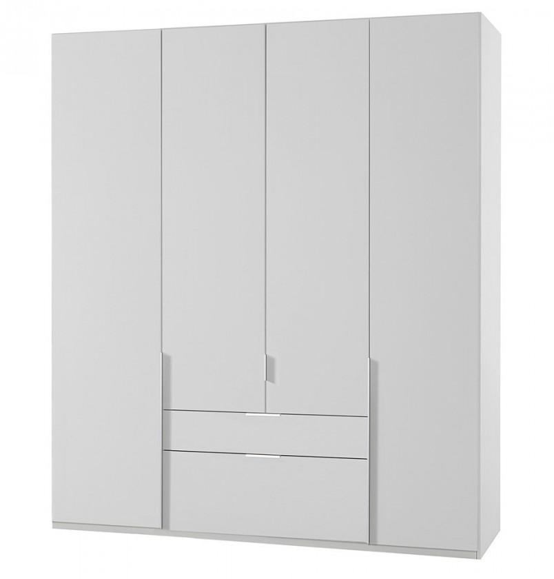 Klasická NewYork34 - Skriňa, 180/208/58 (alpská biela)