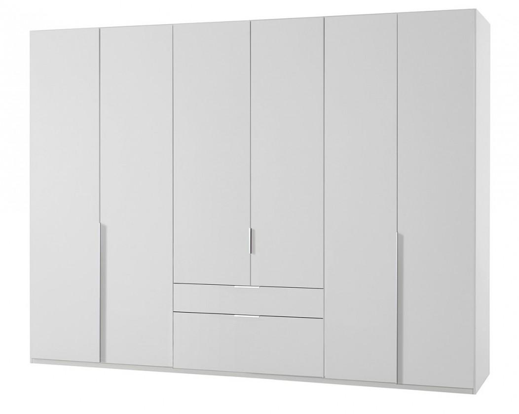 Klasická NewYork36 - Skriňa, 270/208/58 (alpská biela)