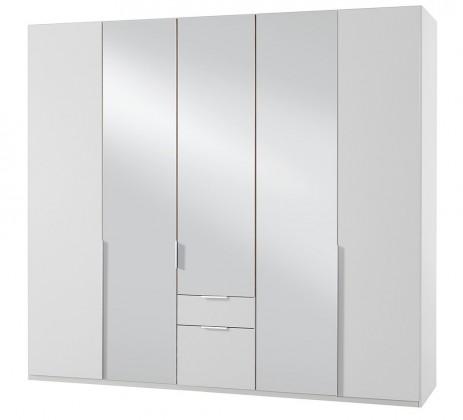 Klasická NewYork39 - Skriňa, 225/208/58 (alpská biela)